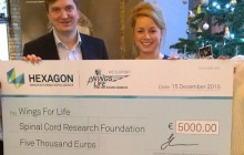 Hexagon Manufacturing Intelligence continúa apoyando a Wings for Life
