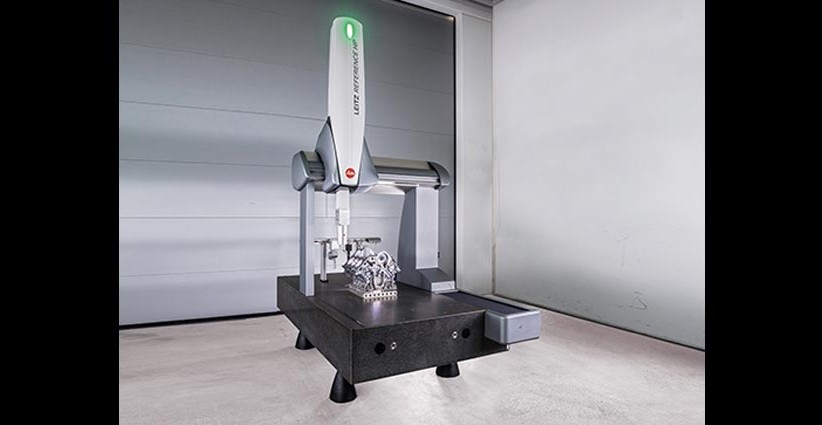 Hexagon Manufacturing Intelligence actualiza las MMCs Leitz Reference