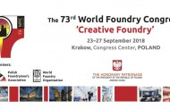 Registro 73rd World Foundry Congress