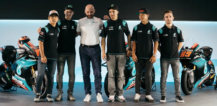 PETRONAS Yamaha Racing Team 2019