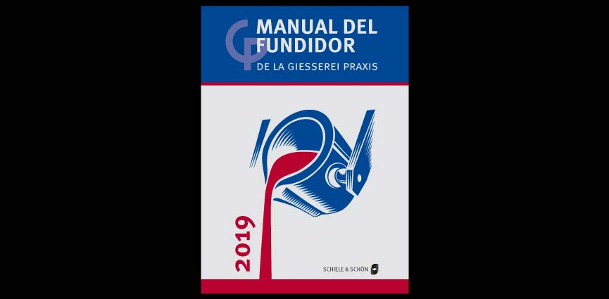 Manual del Fundidor de la Editorial Giesserei-Praxis 2019