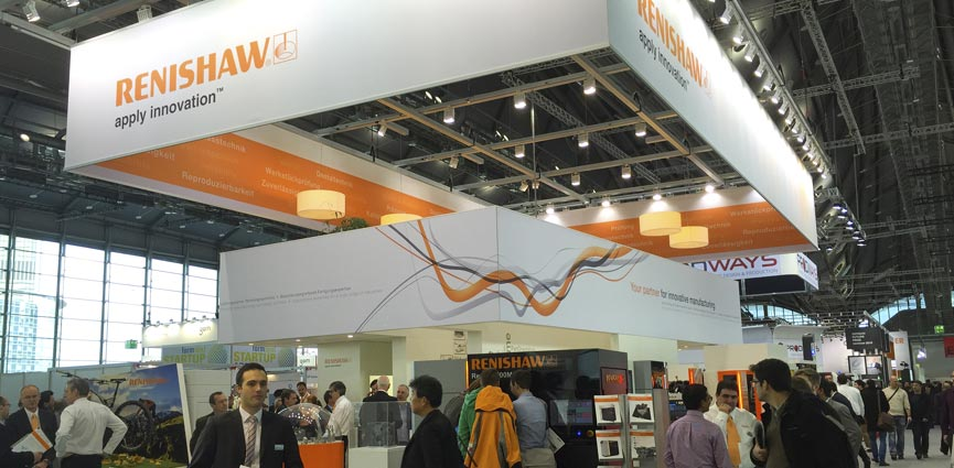 Renishaw, soluciones integrales para la industria 4.0 en Advanced Factories