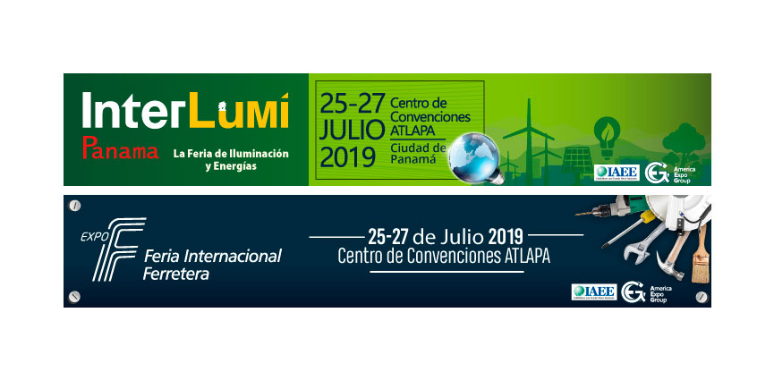 InterLumi y Expo F 2019