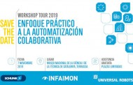 Workshop tour 2019: Enfoque práctico a la automatización colaborativa