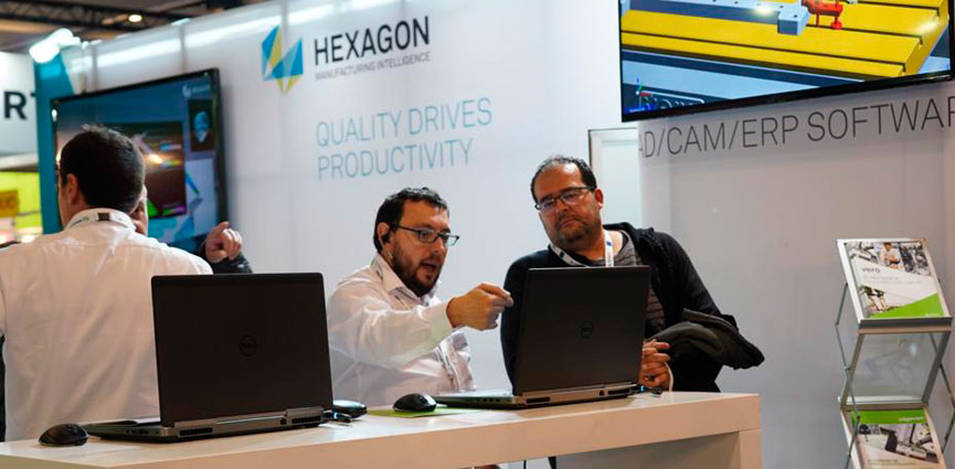 Hexagon Production Software mostrará sus nuevas soluciones en Advanced Factories