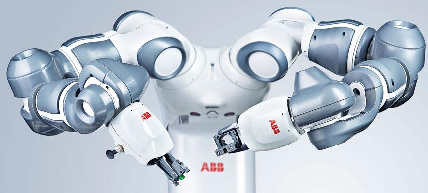 ABB presenta a YuMi®, el primer y único robot industrial