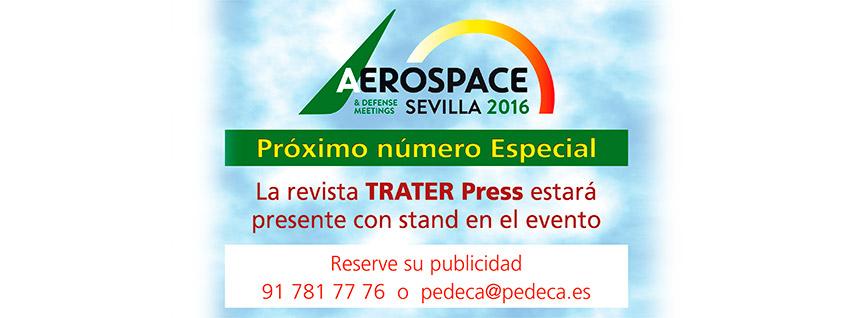 Aerospace Sevilla 2016, defense and meetings