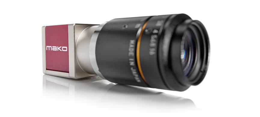 Mako USB3 - Serie de cámaras ultra compacta USB3 de hasta 5 megapíxeles