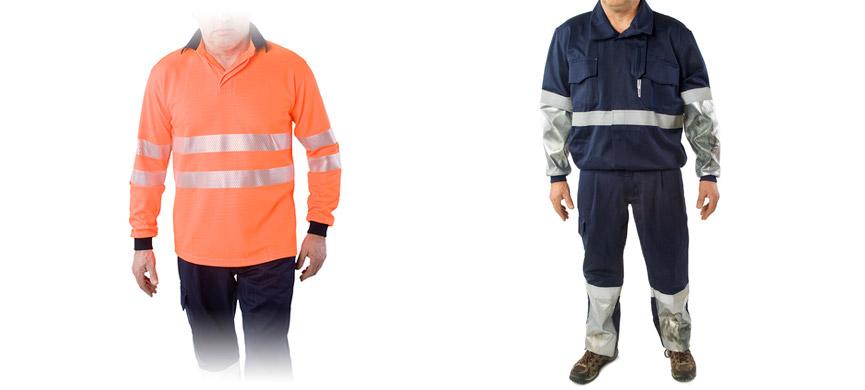 LENARD presenta tres nuevos tejidos técnicos contra salpicaduras de metales, chispas y para la alta visibilidad