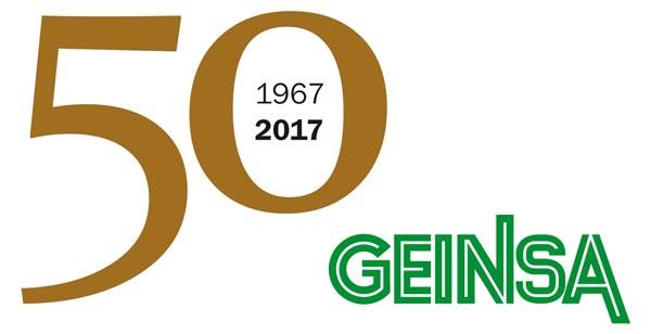 GEINSA 50ANIVERSARIO