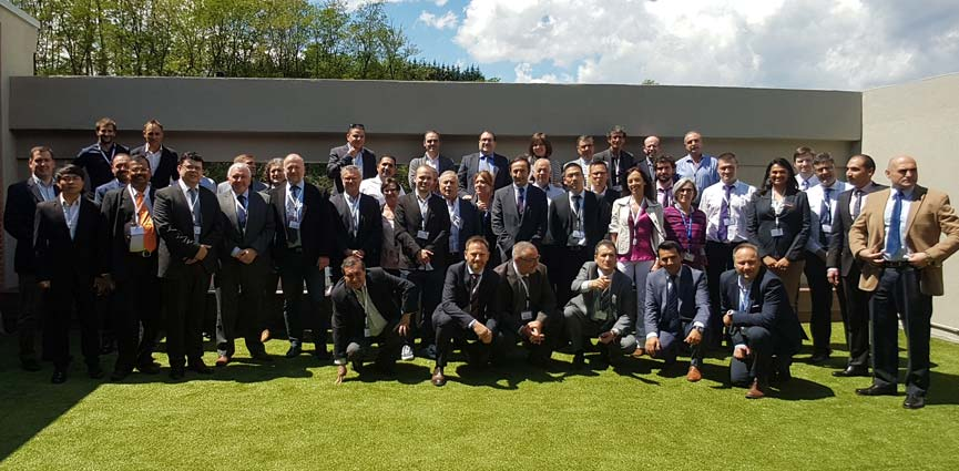 INSERTEC International Sales Meeting