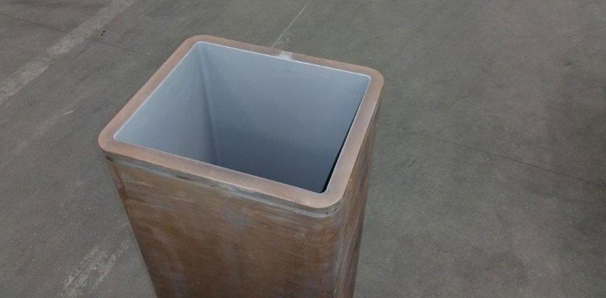 XuperCoat ™: superior resistencia al desgaste de moldes y calidad de producto en la colada de plancha y palanquilla