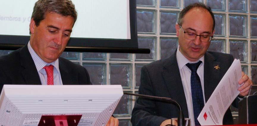 Acuerdo de colaboración entre Bilbao Exhibition Centre y la Agrupación Empresarial para el Desarrollo de Técnicas de Fabricación Aeronáutica Avanzada