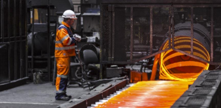 British Steel anuncia una inversión de 50 millones de libras esterlinas para actualizar su negocio de alambrón