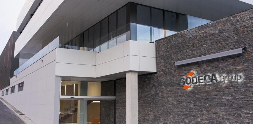 Sodeca inaugura una nueva planta de producción en Ripoll