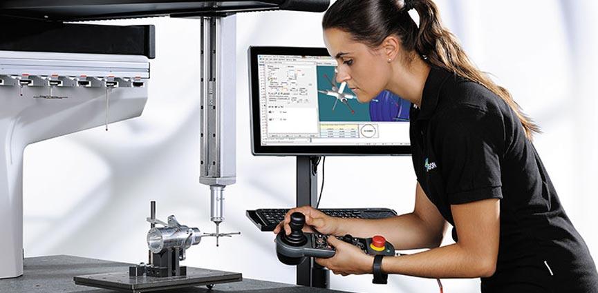 Hexagon Manufacturing Intelligence amplía las opciones de temperatura de la TIGO SF