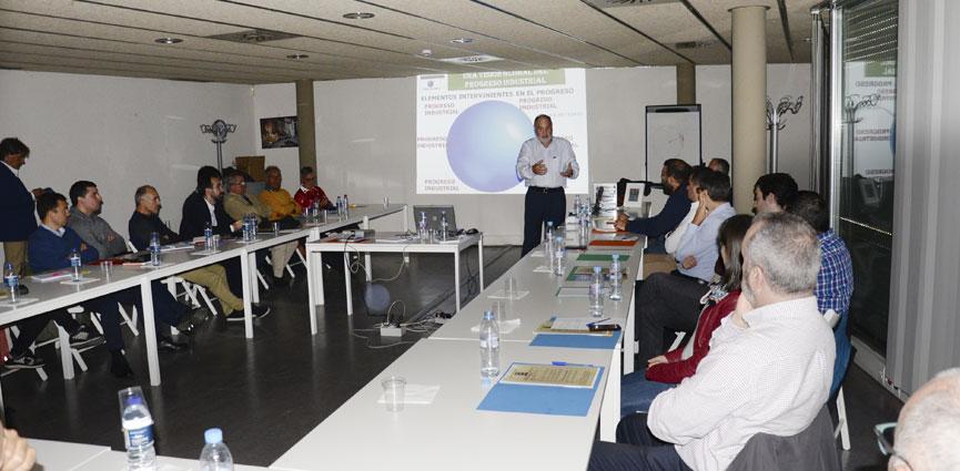 VII Seminario de transferencia tecnológica en Forja y Presentación del libro en ONDARLAN INDUCTOTHERM IBERIA