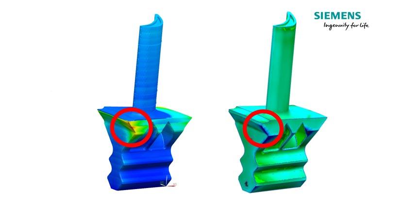 Siemens presenta su solución de Simulación de Procesos de Fabricación AditivaSimcenter 3D