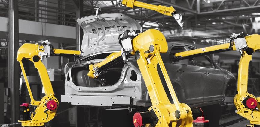 FANUC espera que la automatización apoye la economía en general