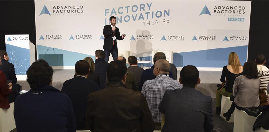 Advanced Factories incluye a las start-ups más en el programa de industria 4.0