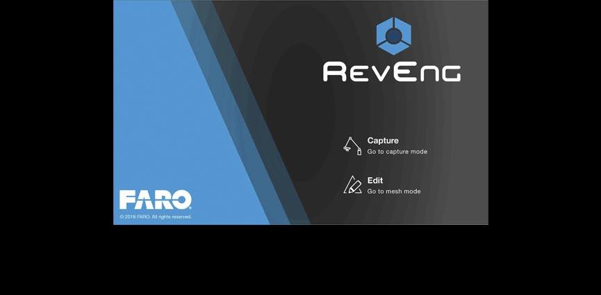 FARO presenta FARO RevEng para los profesionales del diseño