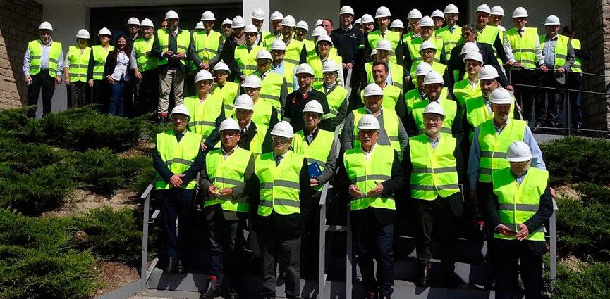 La AEA celebra su Asamblea General en Alicante, centrada en el medio ambiente y el futuro de la industria