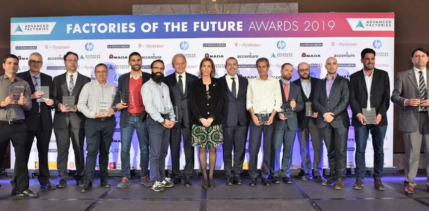 Los Óscars de la industria llegan a Barcelona