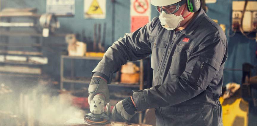 Mascarilla para partículas 3M™ Aura™ 9300+ Gen3: protección, comodidad y durabilidad