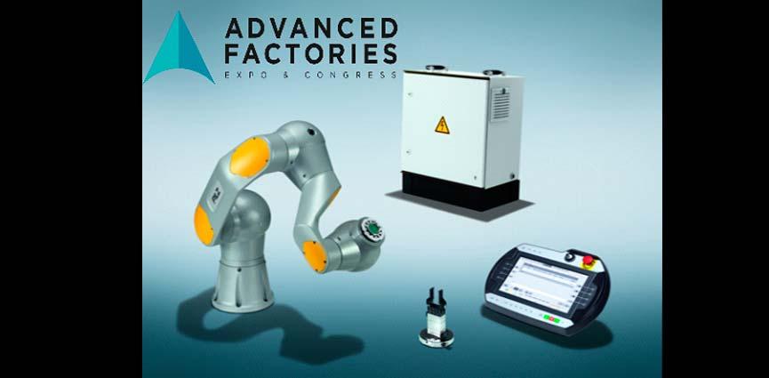 Robótica de servicios y Smart Factory, la apuesta de Pilz para Advanced Factories 2019
