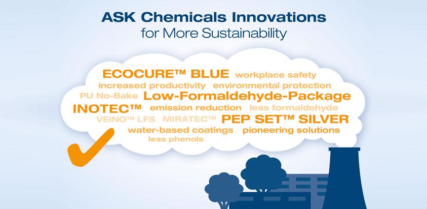 Innovaciones para una mayor sostenibilidad en la industria de la Fundición