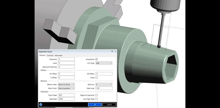 EDGECAM ahora soporta una de las herramientas más rápidas del Mecanizado en 5 Ejes