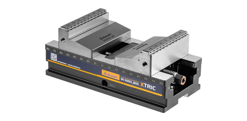 GARANT Xtric: la nueva mordaza autocentrante que revoluciona la sujeción de piezas