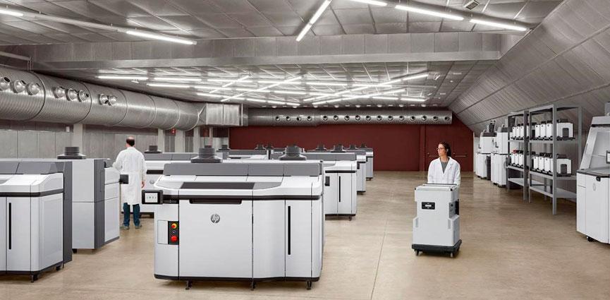 acuerdo HP y SIEMENES fabricacion aditiva
