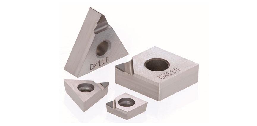 Nueva calidad PCD submicrónica DX110 de Tungaloy