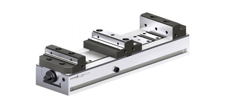 SCHUNK presenta sus soluciones de clamping technology en Subcontratación 2019