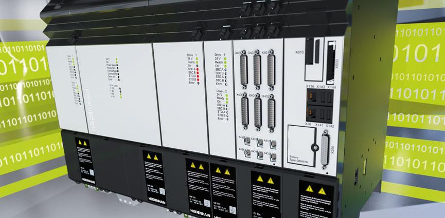 Controles numéricos y tecnología de medición de HEIDENHAIN