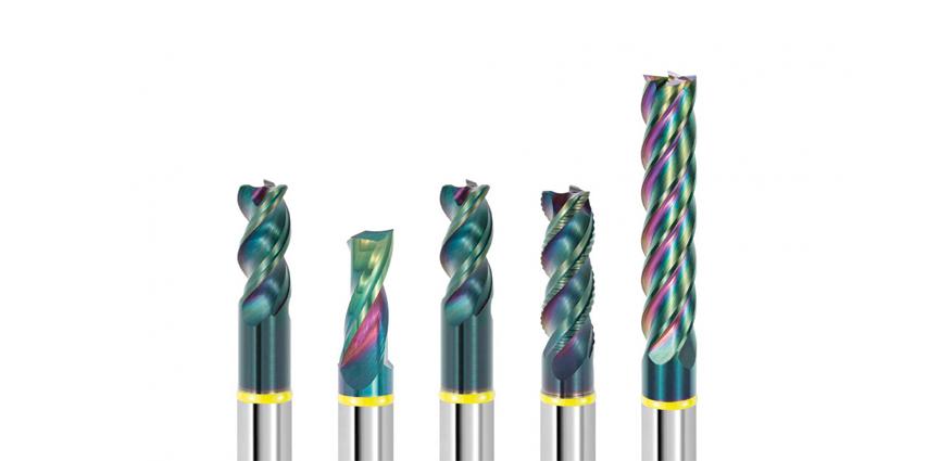Nueva línea de fresas GARANT Master Alu cubre todas las necesidades en mecanizado de aluminio.