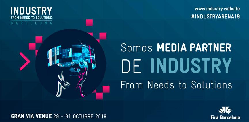 SOMOS MEDIA PARTNER DE INDUSTRY