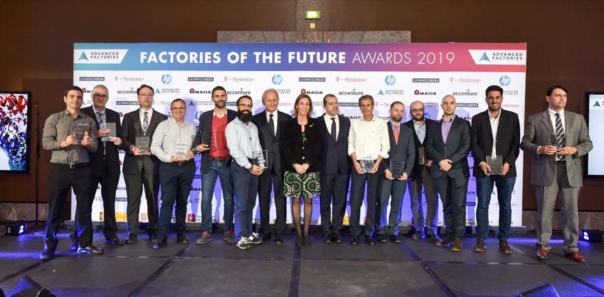 Advanced Factories busca los proyectos más innovadores para los Factories of the Future Awards