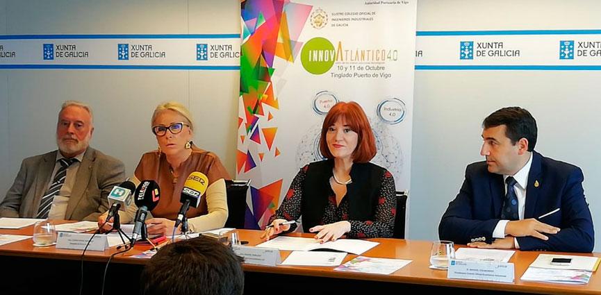 InnovAtlántico, la Industria 4.0 exhibe su potencial en Vigo