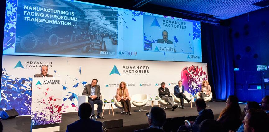 Advanced Factories apuesta por una nueva industria sostenible e inclusiva