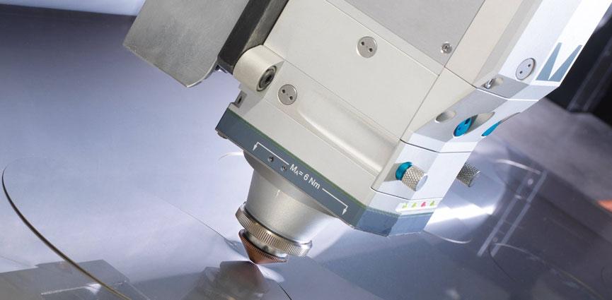 Fagor Arrasate presenta en BlechExpo su nueva serie de líneas laser blanking