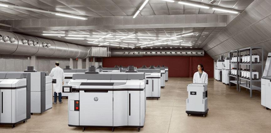 HP estrategias impresion 3D