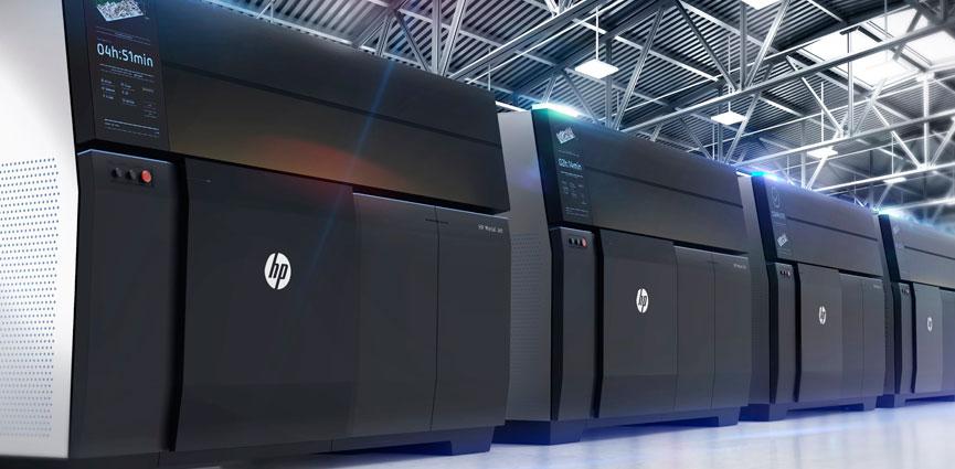 HP presenta las nuevas suscripciones, servicios de impresión en 3D y alianzas para acelerar el proceso de fabricación digital de los clientes