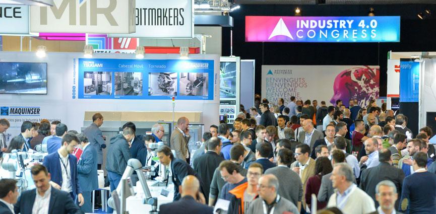 La gran semana de la innovación industrial llega a Barcelona con Advanced Factories