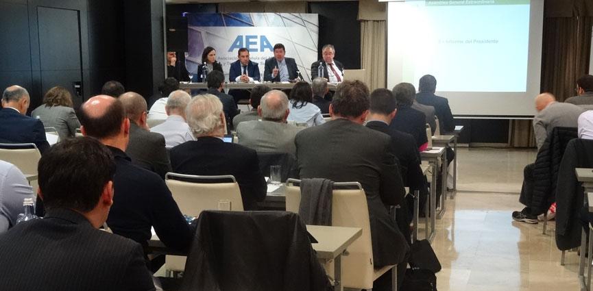 La AEA expone su estrategia de sostenibilidad y comunicación en su Asamblea Extraordinaria