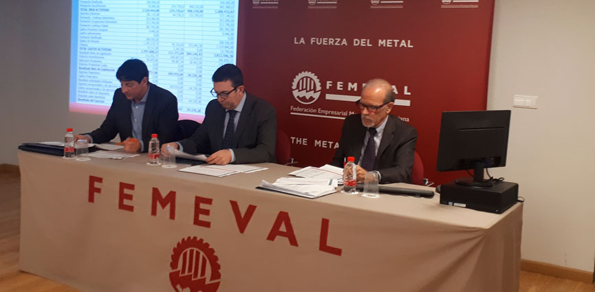 FEMEVAL afronta 2020 con superávit económico y con el principal reto de desarrollar su 5º plan estratégico