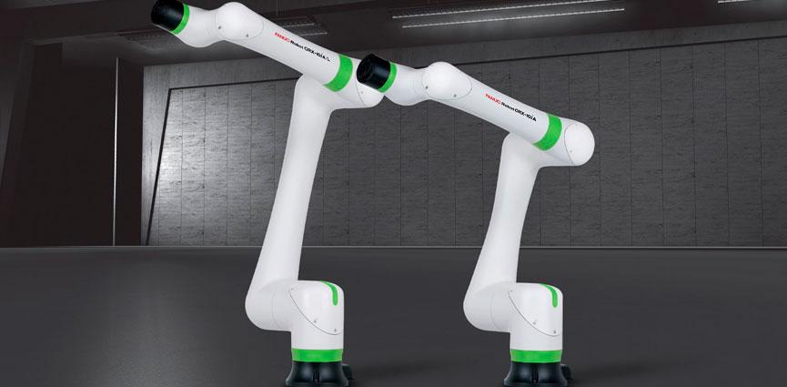 robot CRX-10iA FANUC