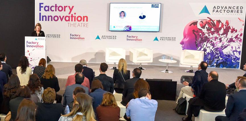 Advanced Factories impulsa las startups más innovadoras de la industria 4.0