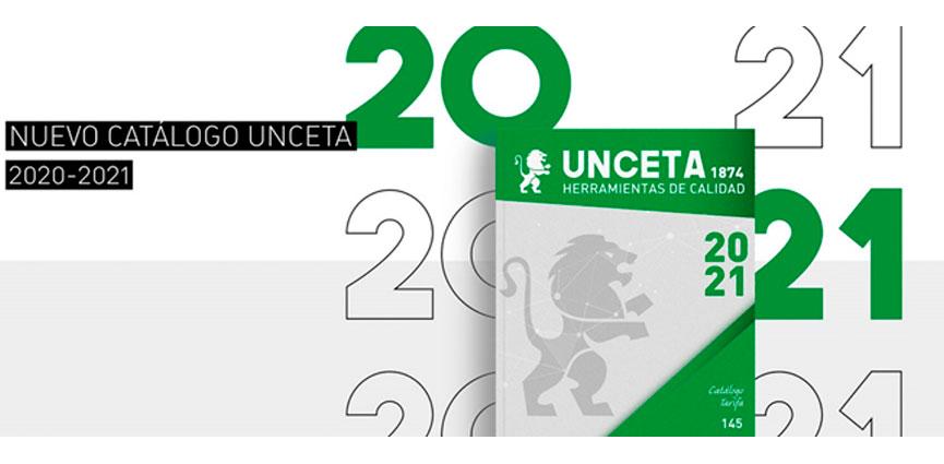 Nuevo catálogo UNCETA 2020-2021